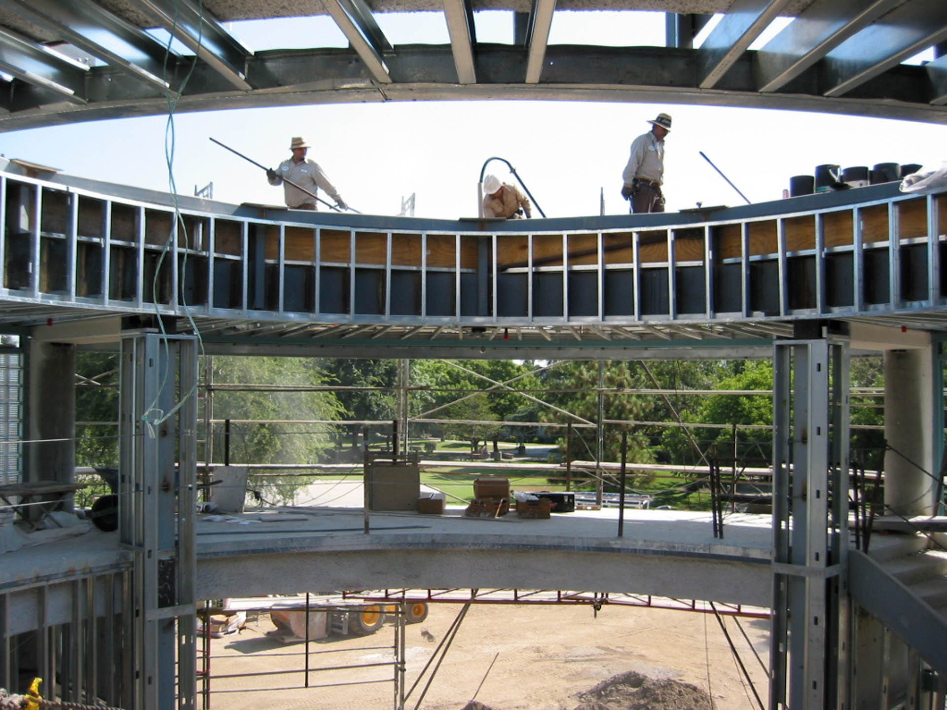 COSMMLC - Rotunda 2